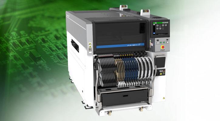 AIMEX III Placing Machines   Fuji America Corporation